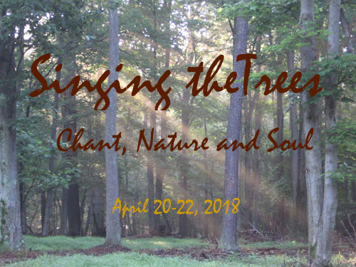 Singing the Trees: Chant, Nature and Soul