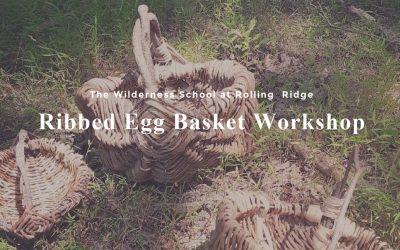 Ribbed Egg Basket Workshop
